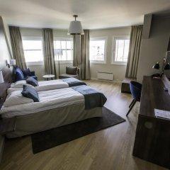 Quality Hotel Saga комната для гостей