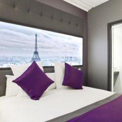 Отель Best Western Nouvel Orleans Montparnasse 4* Стандартный номер фото 2