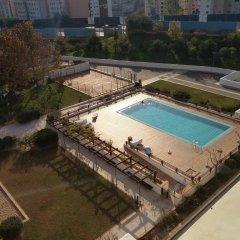 Апартаменты Páteo Central Apartment бассейн фото 2
