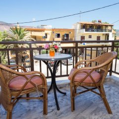 Отель Agali Villa балкон