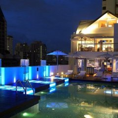 Отель Dream Bangkok бассейн фото 2