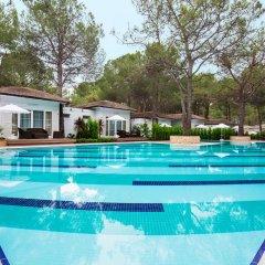 Отель Nirvana Lagoon Villas Suites & Spa 5* Вилла с различными типами кроватей фото 16