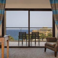 Отель The Westin Dragonara Resort, Malta 5* Стандартный номер с различными типами кроватей фото 4