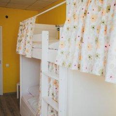 Hostel For You Кровать в общем номере с двухъярусной кроватью фото 33