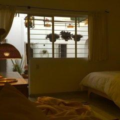 Отель Casa Canario Bed & Breakfast 2* Улучшенный семейный номер с двуспальной кроватью