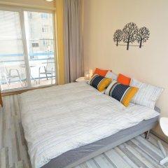 Отель Benediktska Чехия, Прага - отзывы, цены и фото номеров - забронировать отель Benediktska онлайн комната для гостей фото 5