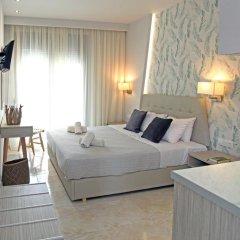 Отель Irida Apartments Греция, Пефкохори - отзывы, цены и фото номеров - забронировать отель Irida Apartments онлайн комната для гостей фото 4