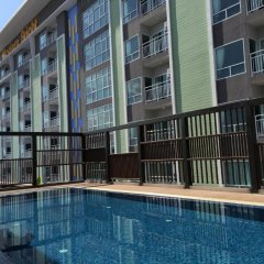 Апартаменты Modernbright Service Apartment Бангламунг бассейн фото 2