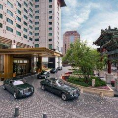 Отель The Peninsula Beijing парковка