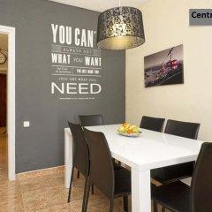 Апартаменты Centric Lodge Apartments Барселона питание