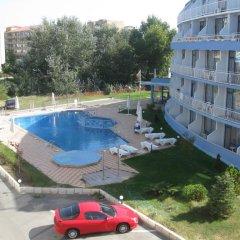 Отель Apartcomplex Perla Болгария, Солнечный берег - отзывы, цены и фото номеров - забронировать отель Apartcomplex Perla онлайн балкон
