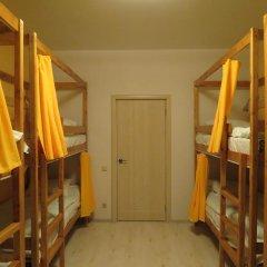 Хостел Фонтанка 22 Кровать в женском общем номере с двухъярусной кроватью фото 3
