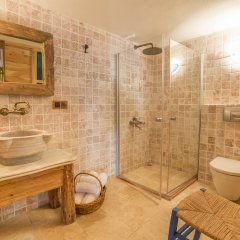 Отель Villa Tera Mare Калкан ванная