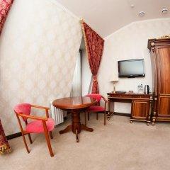 Гостиница Сент-Федер 4* Люкс разные типы кроватей фото 6