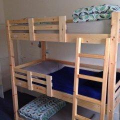 Brighton Youth Hostel Кровать в общем номере с двухъярусной кроватью фото 8