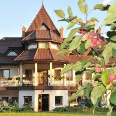 Гостиница Troyanda Karpat вид на фасад фото 3