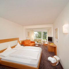 Hotel Schwefelbad 4* Улучшенный номер фото 6