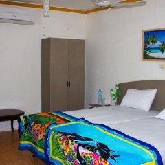 Отель Guraidhoo Corner Tourist House Мальдивы, Северный атолл Мале - отзывы, цены и фото номеров - забронировать отель Guraidhoo Corner Tourist House онлайн комната для гостей фото 2