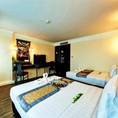 Jomtien Garden Hotel & Resort 4* Стандартный номер с различными типами кроватей фото 5