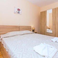 Апартаменты Oxygen Apartments Свети Влас комната для гостей фото 4