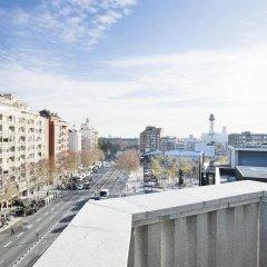 TRYP Barcelona Apolo Hotel 4* Номер категории Премиум с двуспальной кроватью фото 7