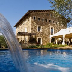 Molí Blanc Hotel бассейн фото 2
