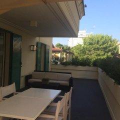 Отель Residence Lungomare Италия, Риччоне - отзывы, цены и фото номеров - забронировать отель Residence Lungomare онлайн балкон