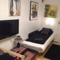 Отель Guesthouse Trabjerg 3* Стандартный номер с разными типами кроватей фото 18