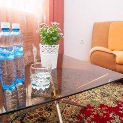 Гостиница Электрон 3* Номер Комфорт с двуспальной кроватью фото 5
