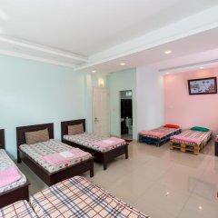 Отель Quynh Long Homestay 3* Кровать в общем номере с двухъярусной кроватью фото 7
