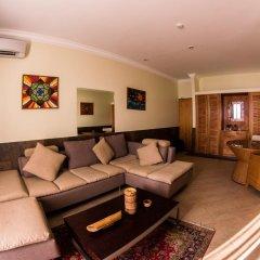 Отель Dharma Beach 3* Стандартный номер с различными типами кроватей фото 20