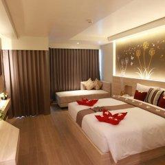 Levana Pattaya Hotel 4* Номер Делюкс фото 5