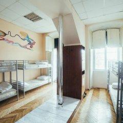 Art Hostel Кровать в общем номере с двухъярусной кроватью фото 18