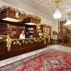Отель Excelsior Чехия, Марианске-Лазне - отзывы, цены и фото номеров - забронировать отель Excelsior онлайн интерьер отеля фото 2