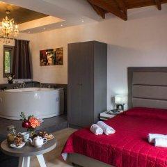Отель Happy Cretan Suites Полулюкс с различными типами кроватей фото 12