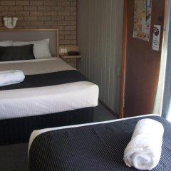 Отель Country Home Motor Inn 3* Стандартный номер с различными типами кроватей фото 2