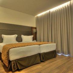 Отель Eurostars Oporto 4* Стандартный номер с различными типами кроватей фото 7