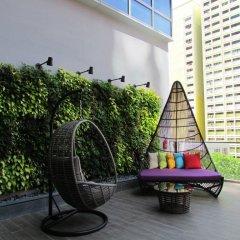 Отель Mercure Singapore Bugis Сингапур, Сингапур - 1 отзыв об отеле, цены и фото номеров - забронировать отель Mercure Singapore Bugis онлайн фитнесс-зал фото 2
