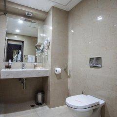 Отель Aviatrans 4* Номер Делюкс с двуспальной кроватью фото 9