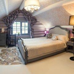 Мини-отель Грандъ Сова Стандартный номер с двуспальной кроватью фото 7