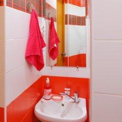Апартаменты Red Bus Apartment na Mira ванная фото 2