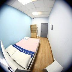 Fantomas Hostel Номер Эконом двуспальная кровать фото 9