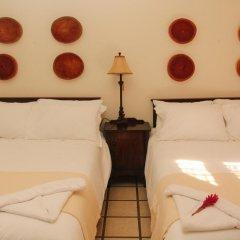 Paraiso Rainforest and Beach Hotel 3* Стандартный номер с 2 отдельными кроватями фото 2