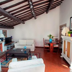 Отель Benedetta Италия, Рим - отзывы, цены и фото номеров - забронировать отель Benedetta онлайн комната для гостей фото 4