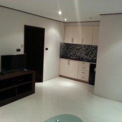 Отель Jada Beach Residence 3* Апартаменты с различными типами кроватей фото 9