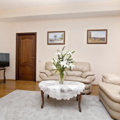 Апартаменты на Тверской комната для гостей фото 5