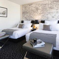 The Mayfair Hotel Los Angeles 3* Номер Делюкс с 2 отдельными кроватями