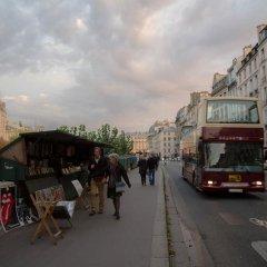 Отель Le Vintage городской автобус