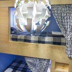 Хостел InDaHouse Кровать в мужском общем номере фото 21