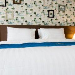 Отель The Phu Beach Hotel Таиланд, Краби - отзывы, цены и фото номеров - забронировать отель The Phu Beach Hotel онлайн комната для гостей фото 7
